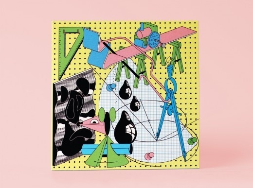 (XI) Brodinsky & Club Cheval, Bromance #3 (2012) , record cover