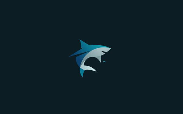 Logo shark #logo
