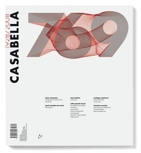 emilio-macchia-casabella-769-big.jpg (578×626) #white #red #minimalistic #design #graphic #black #poster #gray #italy #typography