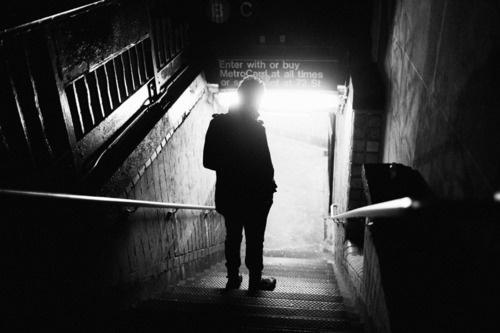 Tumblr #city #people #night #subway #photography #portrait #york #nyc #dark #new