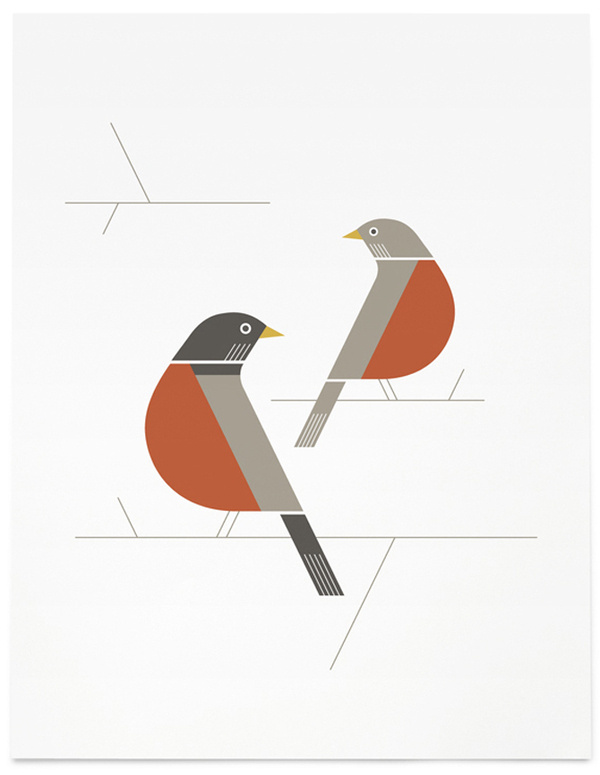 Gallery Allison Newhouse #newhouse #allison #birds #illustration #poster