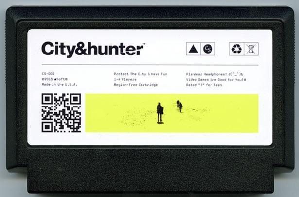 City&hunter™ Cory Schmitz