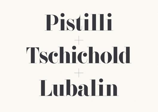 helloMuller at Computerlove - F37 Bella #typeface