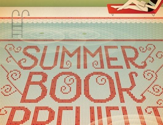 Summer Book Preview   Jessica Hische #type #hische