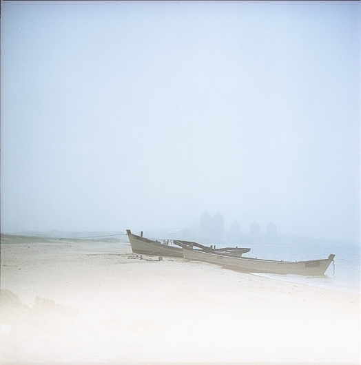 the near future | Flickr - Photo Sharing! #shore #photography #boat #flim