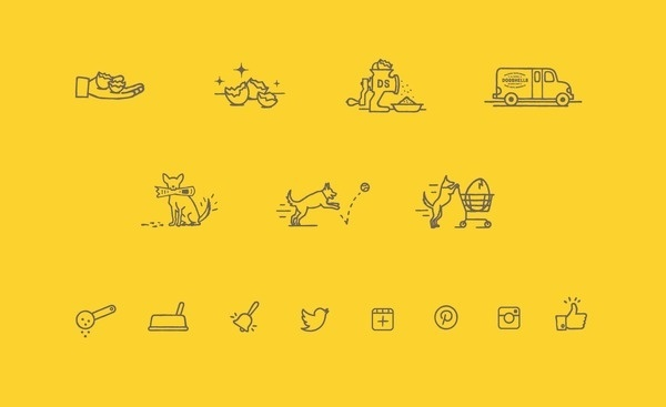Dogshells Icons #bros #dogshells #icons #perky