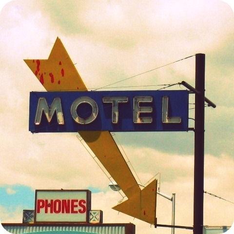 Motel | Flickr - Photo Sharing! #signs