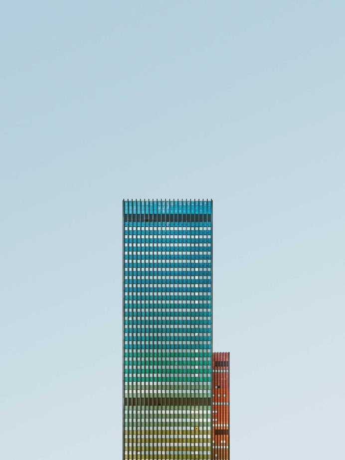 Singularity: Minimalist Architecture Photography by Florian Mueller