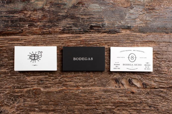 La Tortillería   A Creative Company — Bodega 8 #card #print #business