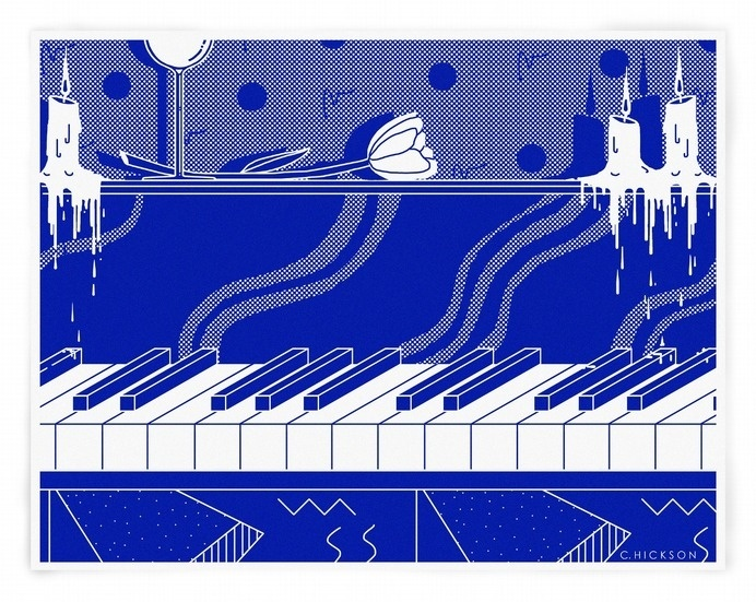 Blue Jazz #illustration