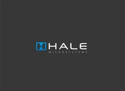 Hale Microsystems, California – Logo Design | UK Logo Design #logo #design