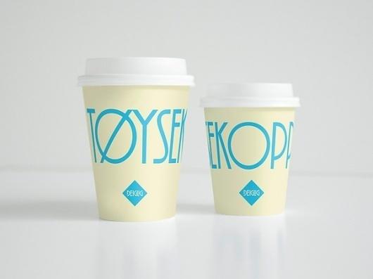 Deiglig Bakeri #takeaway #packaging #print #product #identity #coffee #logo #cup