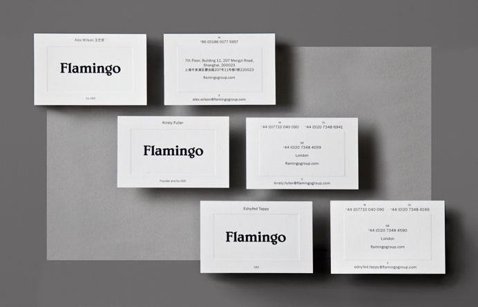 Flamingo | Bibliothèque Design