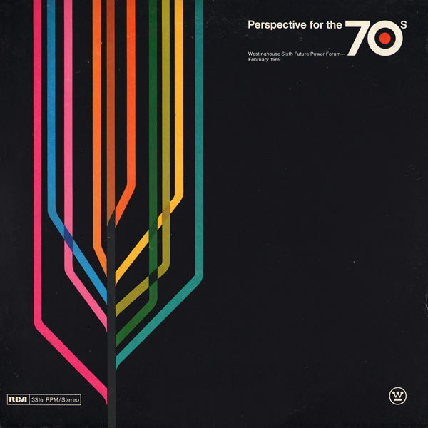 Project Thirty Three: Perspective For The Seventies (1969) #cover #album