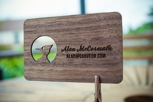 Best carveon wood business graphic design images on designspiration carveon wood business cards carveon laser engraved graphic design branding reheart Gallery
