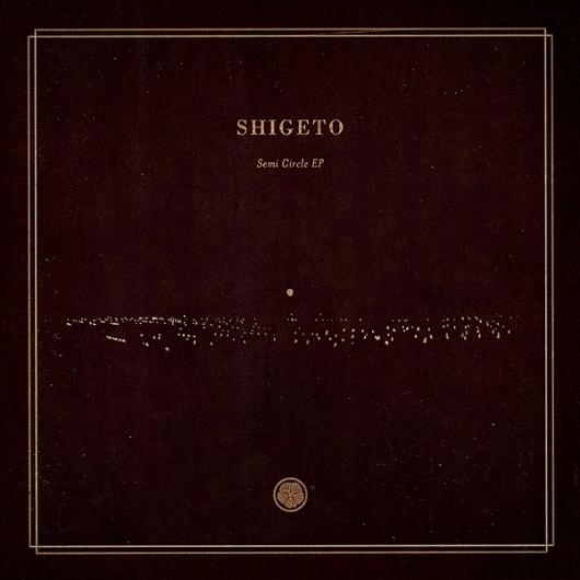 Shigeto - Semi Circle EP : H/34 : Creative Work, By Alex Koplin #cover #album