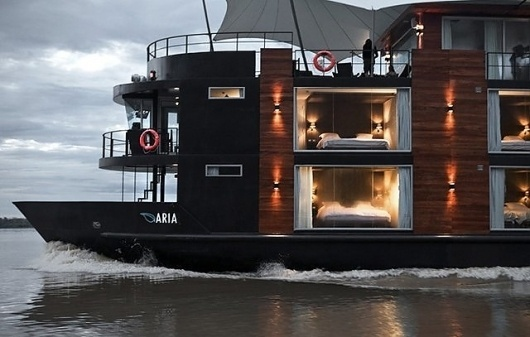 M/V Aria River Boat | GadgetReview #boat