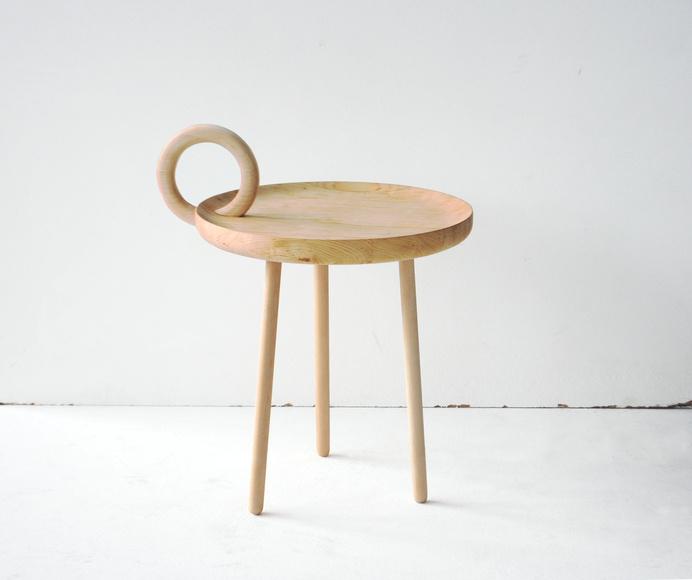 O-table by Ola Giertz #furniture #design #minimalism