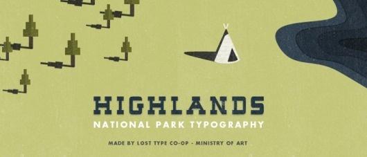 Lost Type Co-op #illustration #retro #typography