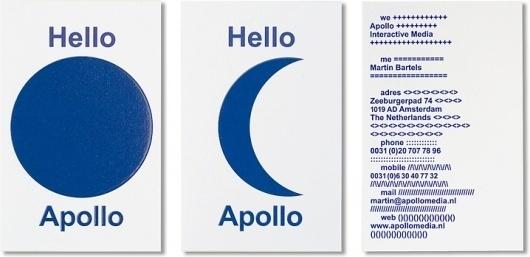 Apollo : Studio Laucke Siebein #print #design #graphic #identity