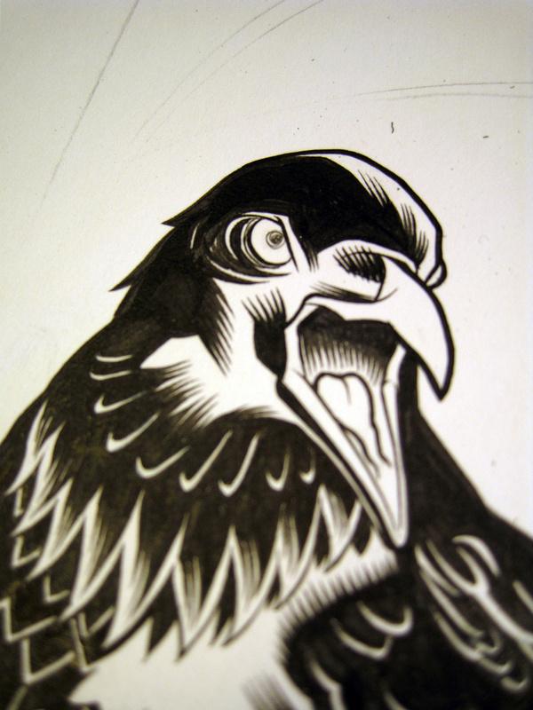 Brian Ewing BLOG | GOLDEN GODS TUTORIAL part 1 #drawing
