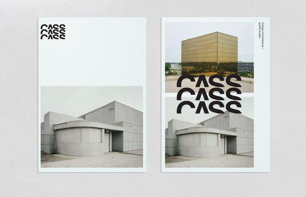 CASS Bureau for Visual Affairs #print #branding