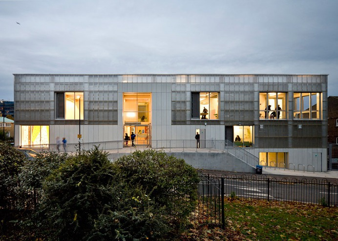The New Generation Youth Venue Lewisham by RCKa
