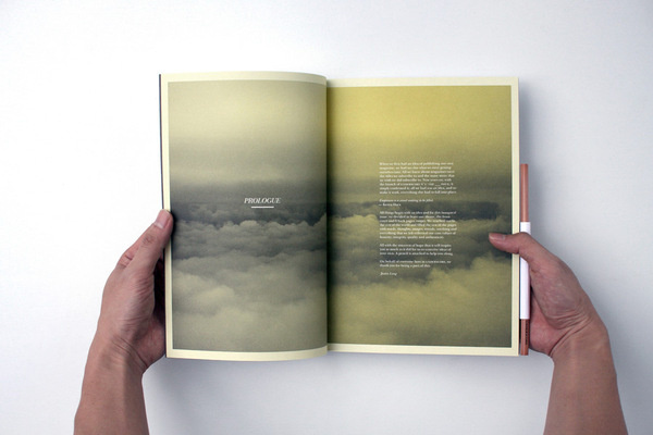 Hjgher by mr cup.com #layout #design #editorial #publication