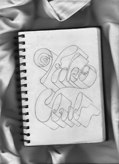 882f0566da7c73b05c7fc90ab15a0dd6.jpg (950×1307) #sketching #typography