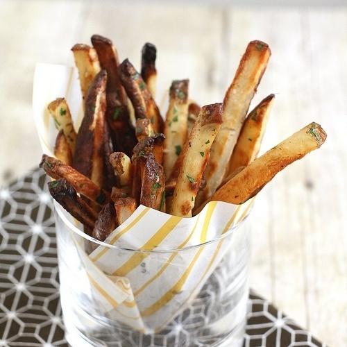 Tracey's Culinary Adventures: San Francisco Garlic Fries #pleasure #fries #food