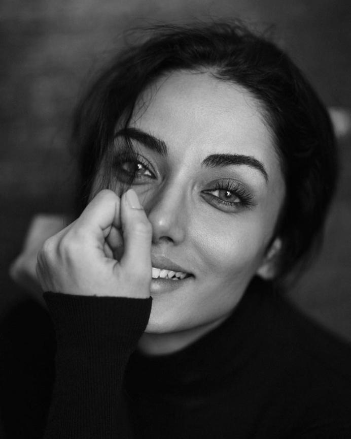 Charming Beauty Portraits by Babak Fatholahi