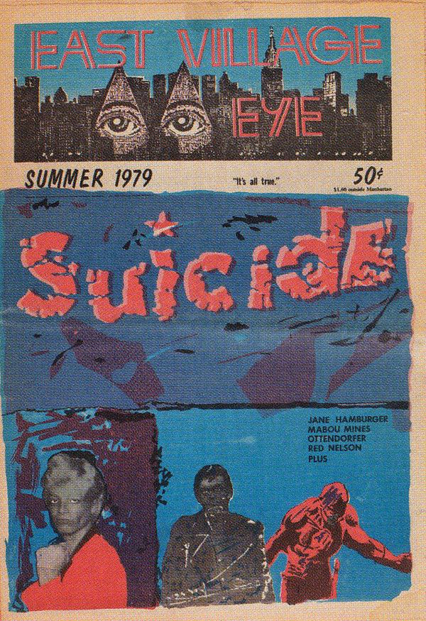 """Poltergeist Î"""" #suicide"""