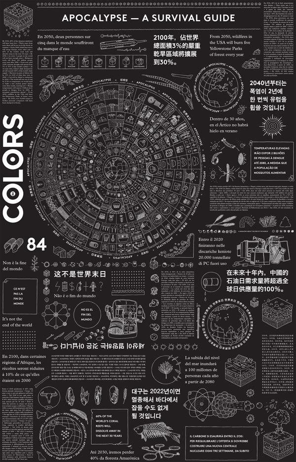 COLORS 84: Apocalypse – A Survival Guide