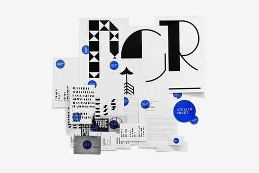 design work life » cataloging inspiration daily #branding #print #design #graphic #identity