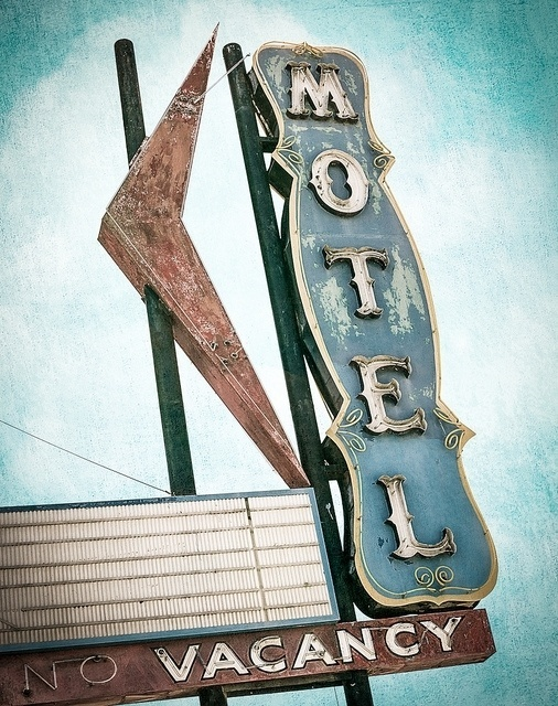 Country Lane Motel | Flickr - Photo Sharing! #sign #signage #american #typography