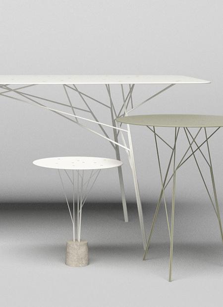 shrub tables #tables #furniture