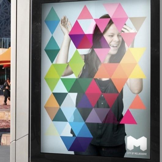 City of Melbourne - sam pemberton / design / art direction #print