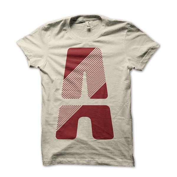 Addict Clothing #screen #print #apparel #shirt