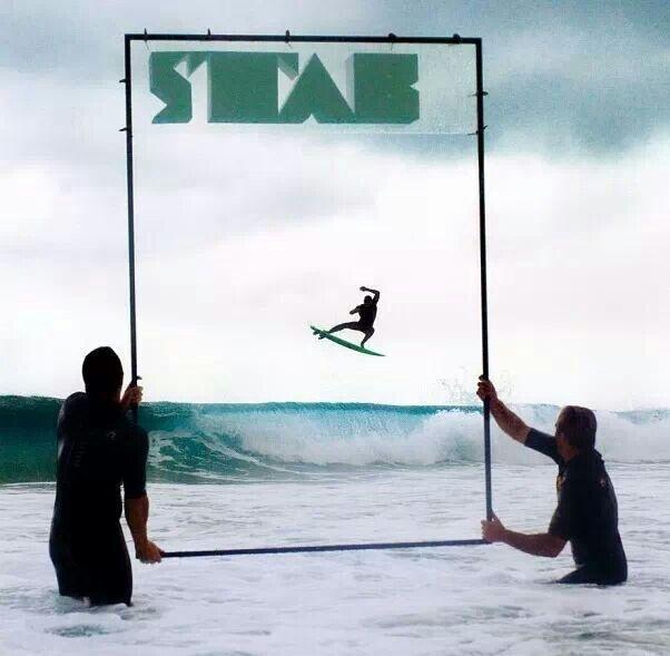 Stab magazine #surf