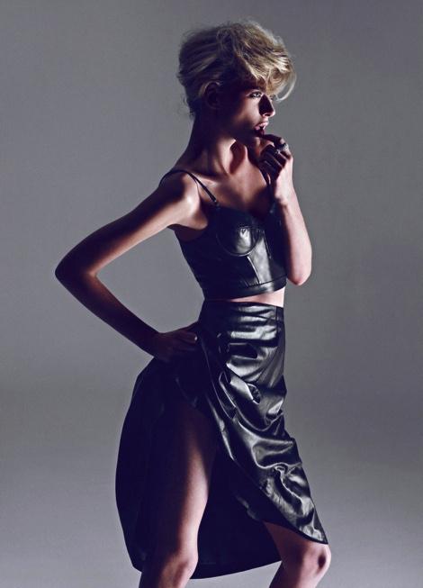 Koray Birand Fashion Photography #sexy #model #girl #photography #leather #fashion #beauty