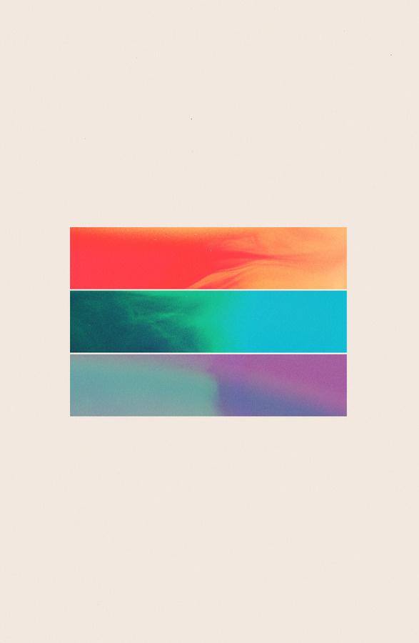 Tumblr #gradients #stripes #colors #square