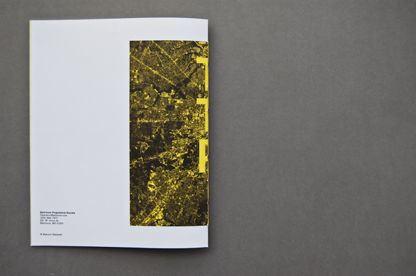 The Tipping Point: Annual Report on Behance #layout #annual #report