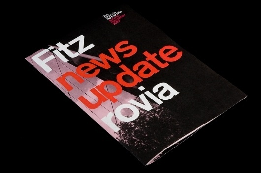 dn&co. | Fitzrovia #print #typography