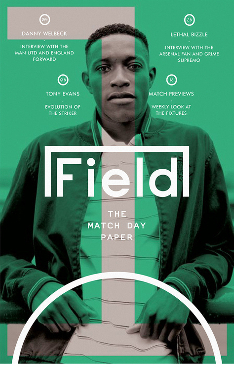 Field (Liverpool, UK) #modern