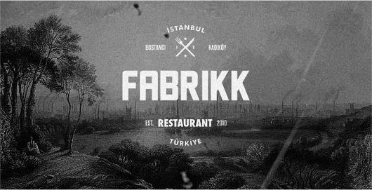 Salih Kucukaga - Graphic Designer #logo #identity #restaurant
