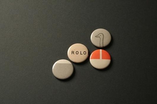 Britzpetermann: Anno Badges #print #vintage #buttons