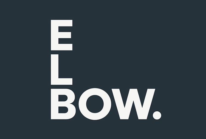 Elbow by Christopher Doyle & Co. #logo #mark #typography