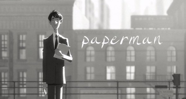 Paperman1 #motion