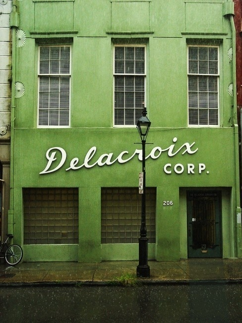 Delacroix #sign