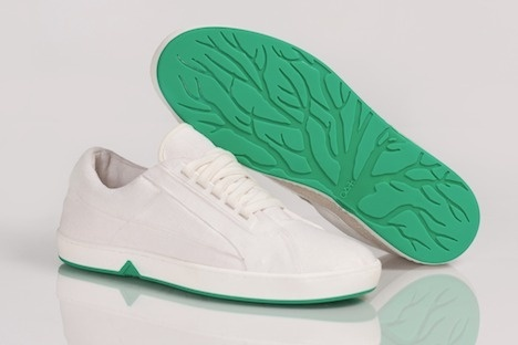 OAT Shoes, Biodegradable Sneakers that Sprout! - Core77